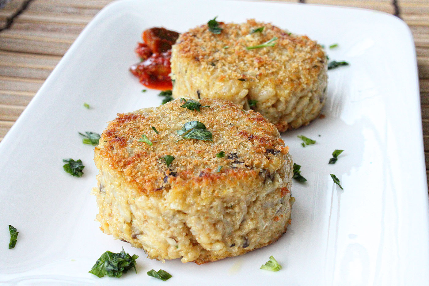 Risotto Cakes – Simple Comfort Food – Recipes that are simple and ...