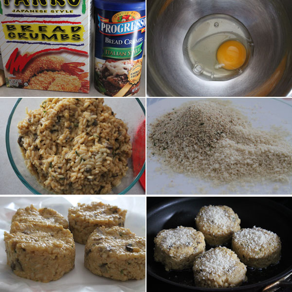 How to make risotto cakes