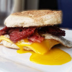 Corned Beef McMuffin Recipe