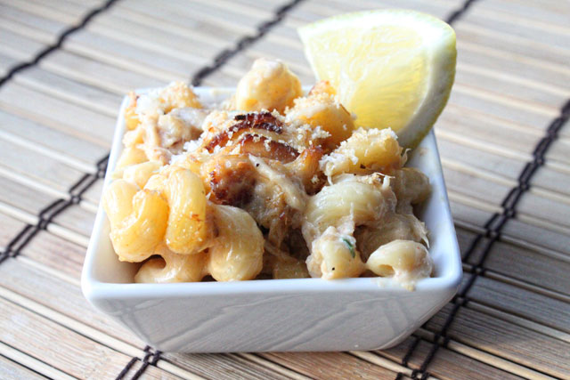 Crab Mac and Cheese Recipe