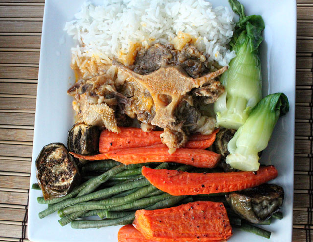 Filipino Kare-Kare Recipe