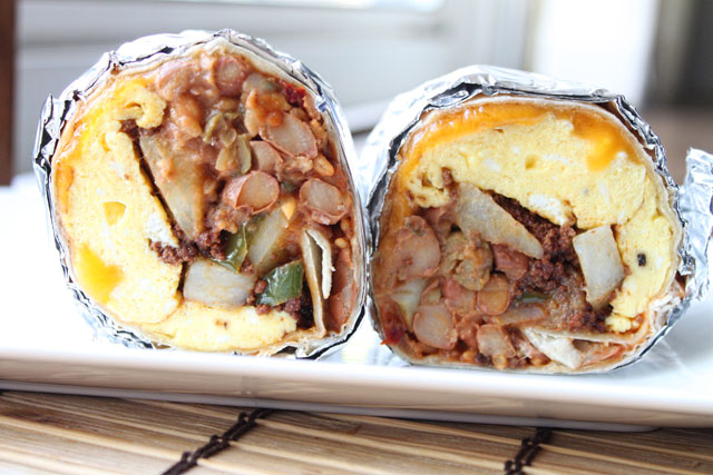 Ultimate Breakfast Burrito Recipe