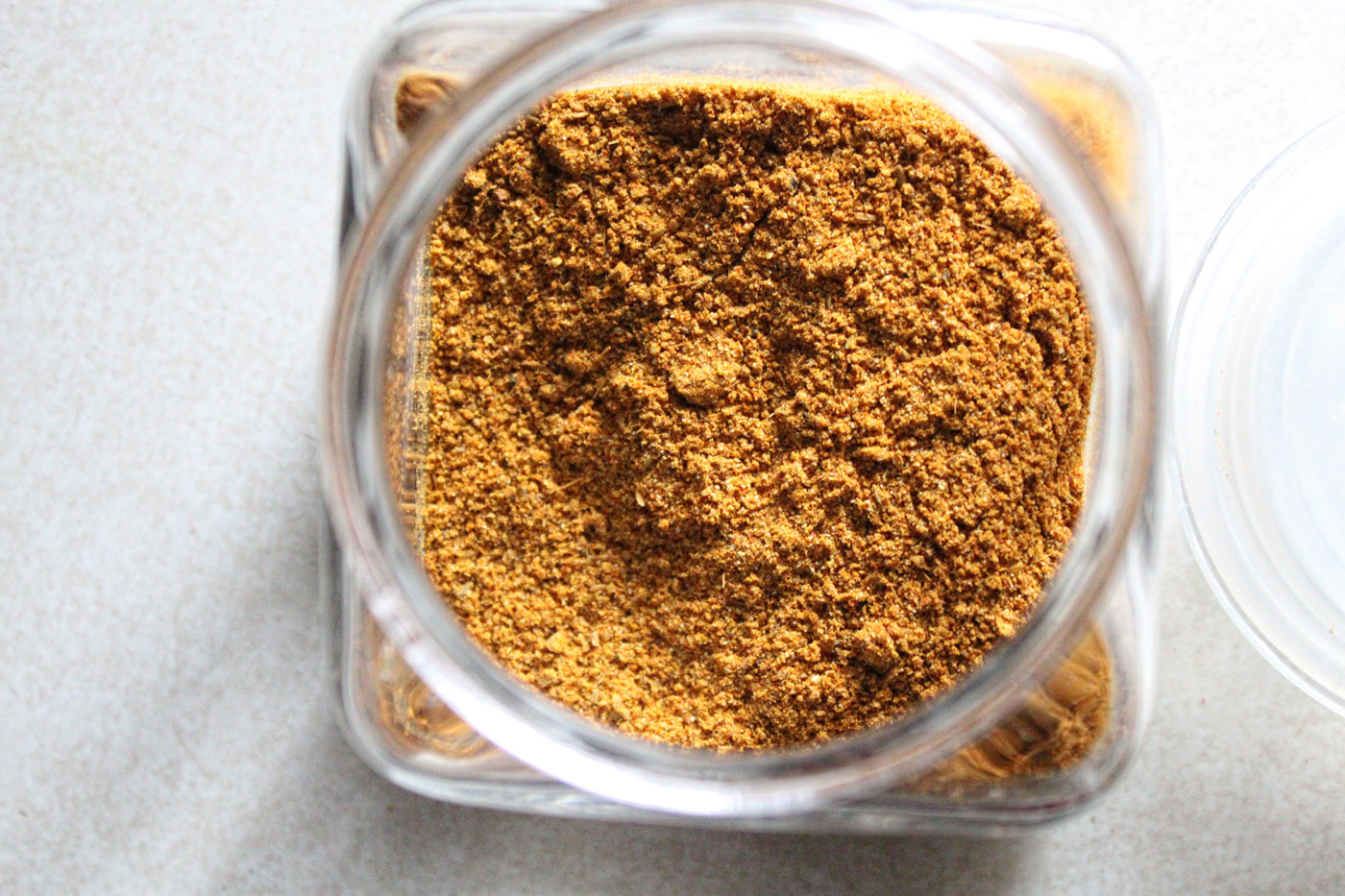 Food Recipe Middle Eastern Spice Mix