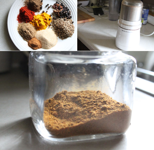 Shawrma Spice Mix Ingredients