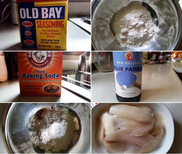 Beer battered fish simple comfort food recipes that for How to make batter for fish
