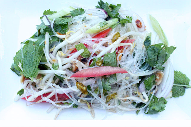 Yum Woon Sen – Thai Noodle Salad – Simple Comfort Food – Recipes ...