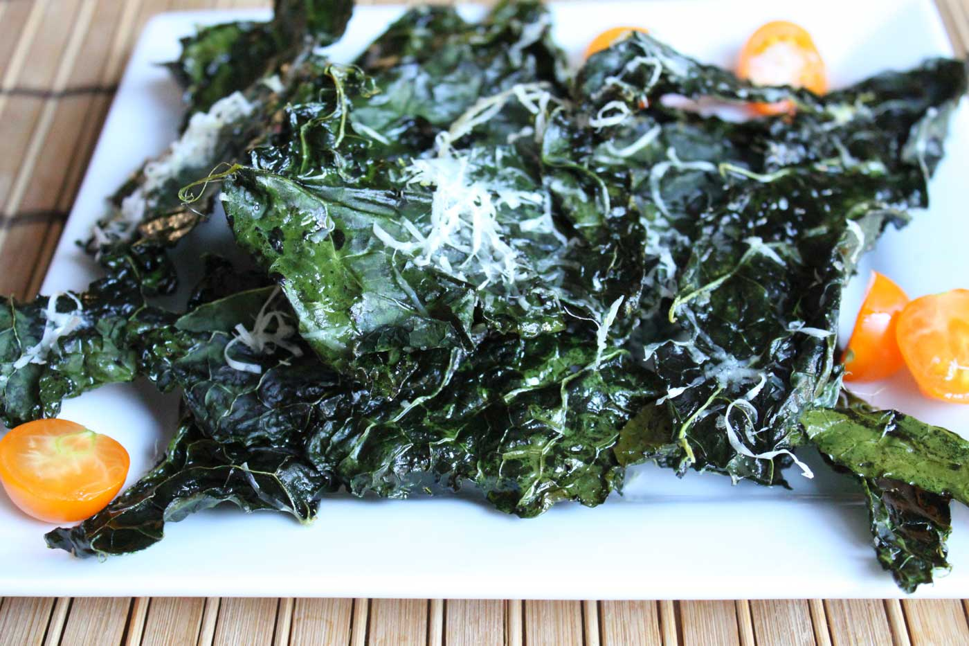 Kale Chips with Parmesan Cheese – Simple Comfort Food – Recipes ...
