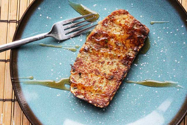Zucchini Bread French Toast Recipe