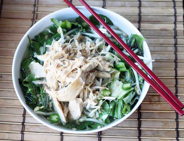 Chicken Pho Recipe