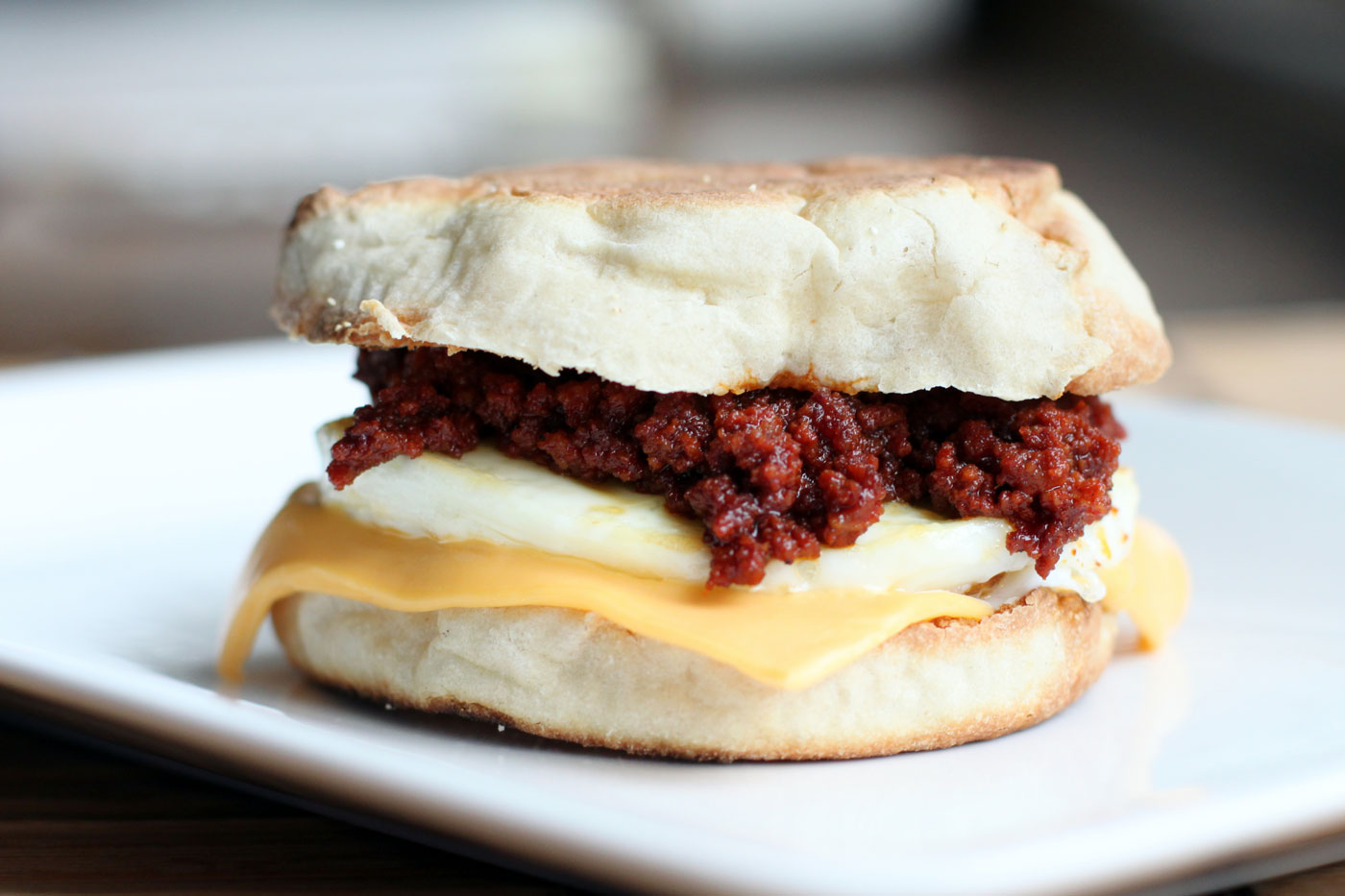 Mexican Chorizo Egg McMuffin – Simple Comfort Food – Recipes that ...