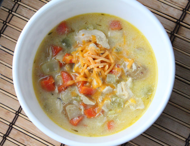 Chicken and Potato Chowder