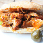 Fried Chicken Buffalo Sandwich Recipe