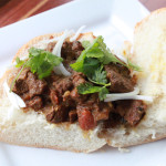 Slow Cooker Beef Madras Sandwich Recipe