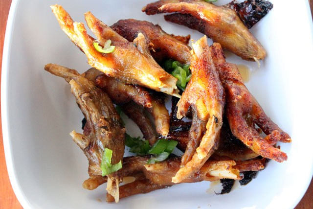 Crispy Chicken Feet