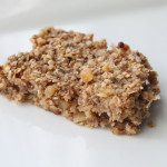 Banana Oat Bars Recipe
