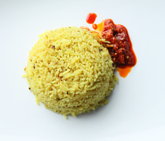 African Style Rice