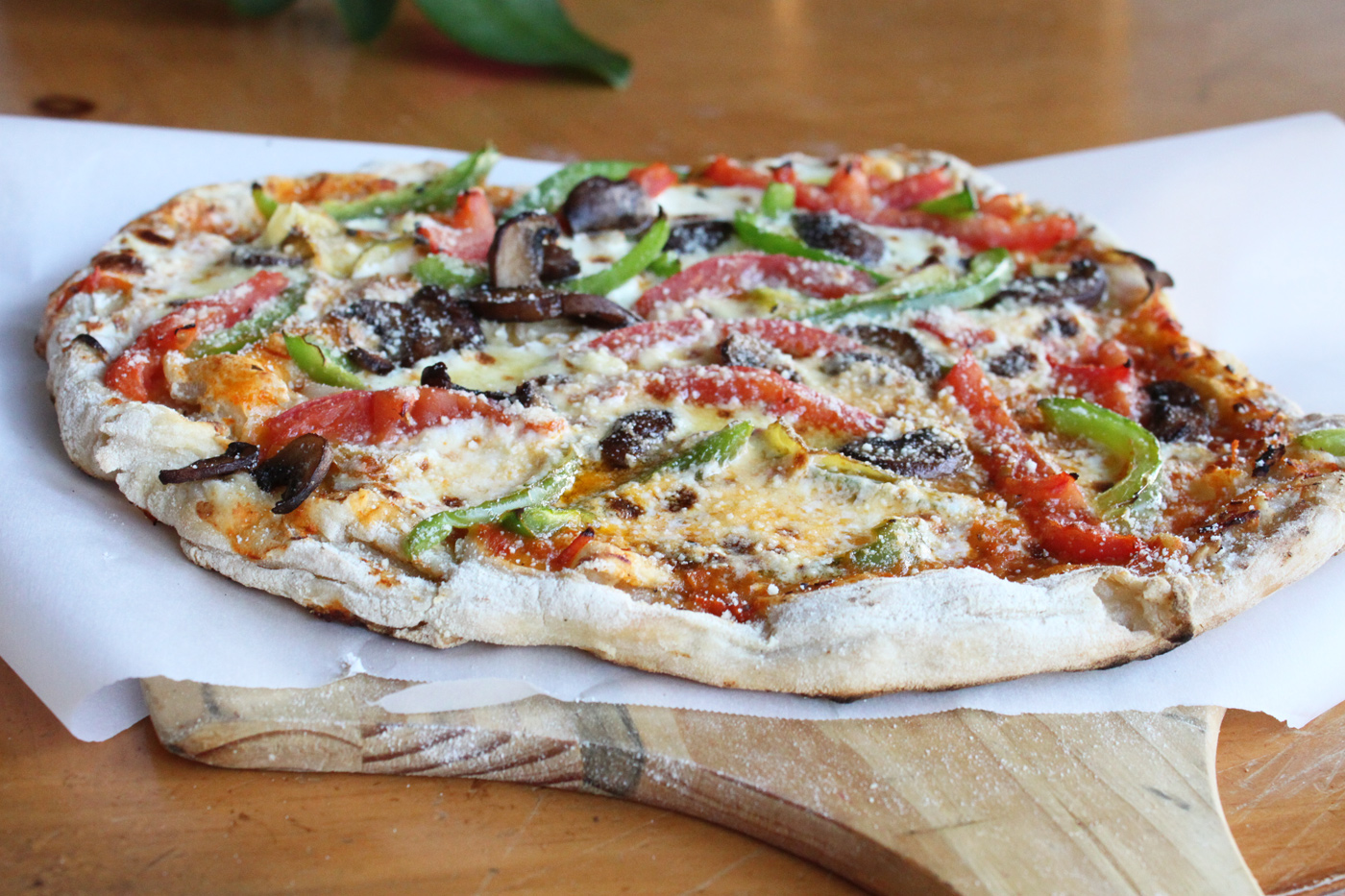 Neapolitan Style Pizza Recipe