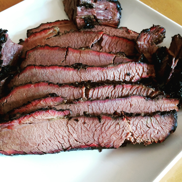 Smoked Beef Brisket Simple Comfort Food