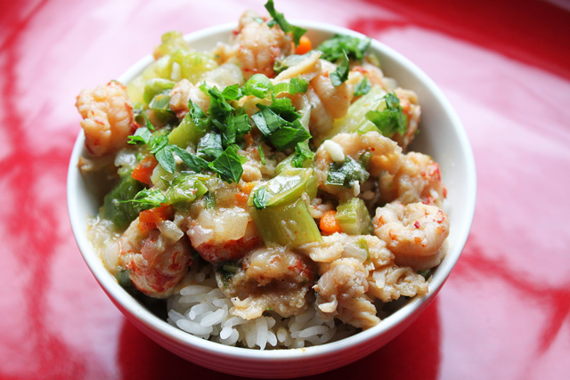 Crawfish Etoufee Recipe