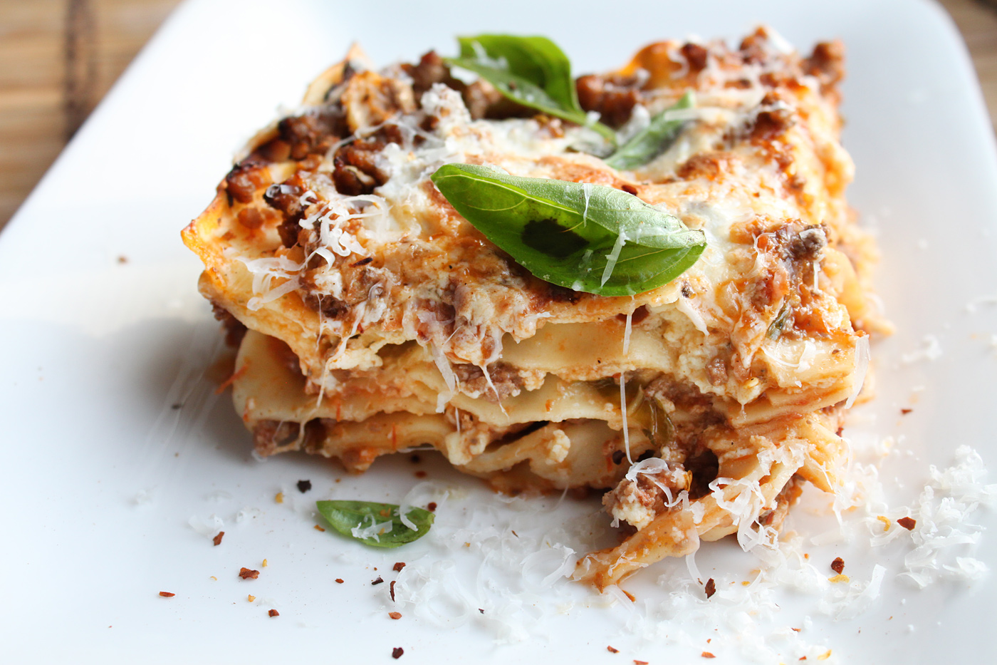 Lasagna with quark cheese simple comfort food recipes that are lasagna with quark cheese recipe forumfinder Gallery