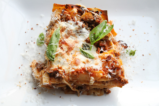 Lasagna with Quark Cheese Recipe