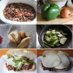 Slow Cooker French Dip Sandwich Ingredients