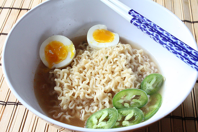 Mixed Bowl Ramen