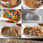 Peanut M&M Bars