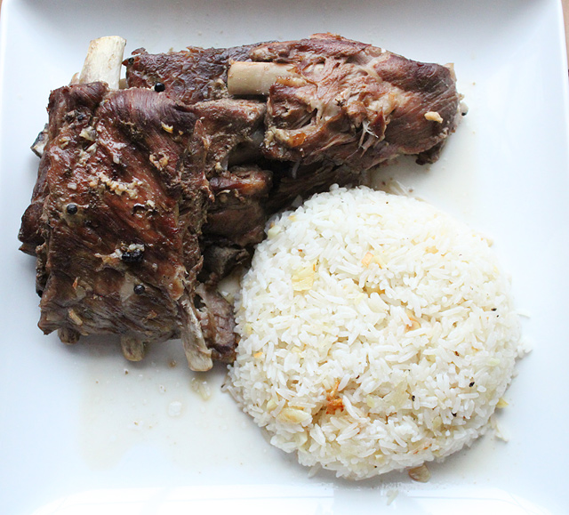Filipino Pork Ribs Adobo Recipe