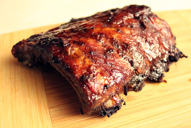 Char Siu Pork Ribs Recipe