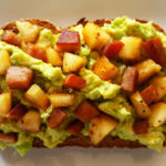 Spam and Avocado Toast Recipe