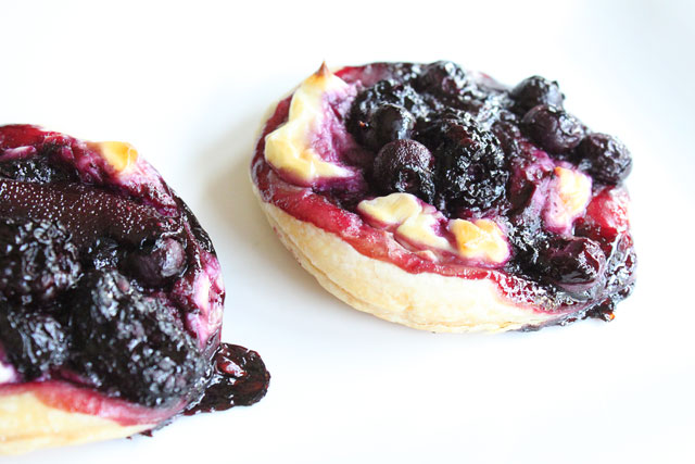 Homemade Berry Danish Recipe