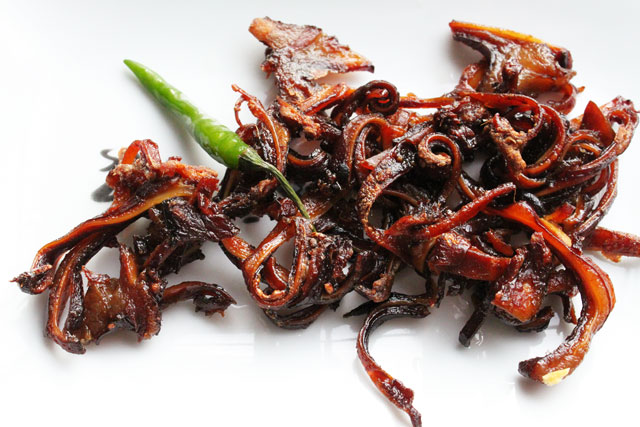 Crispy Pig Ears Recipe