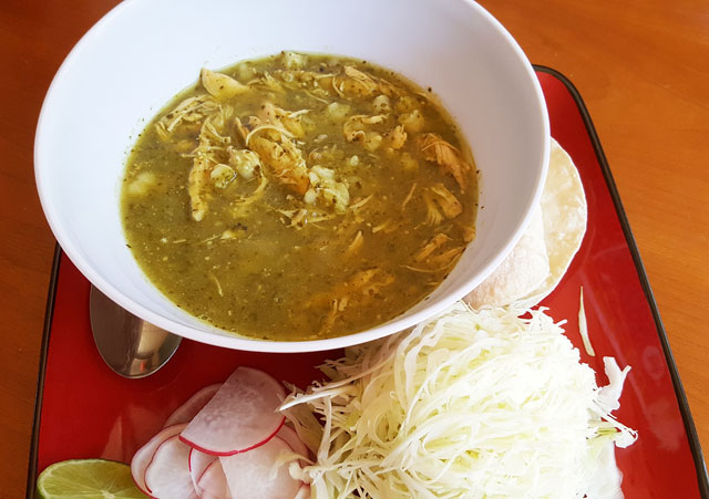 Mexican Posole Verde Recipe