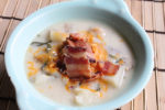 Loaded Steakhouse Potato Soup Recipe