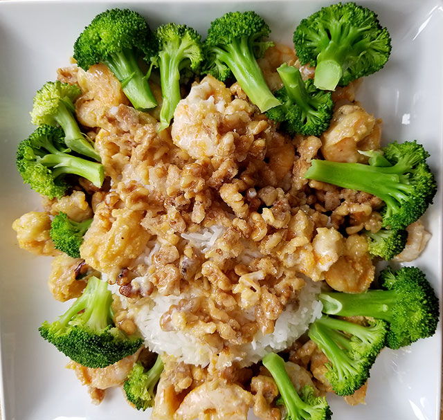Chinese Walnut Shrimp Recipe