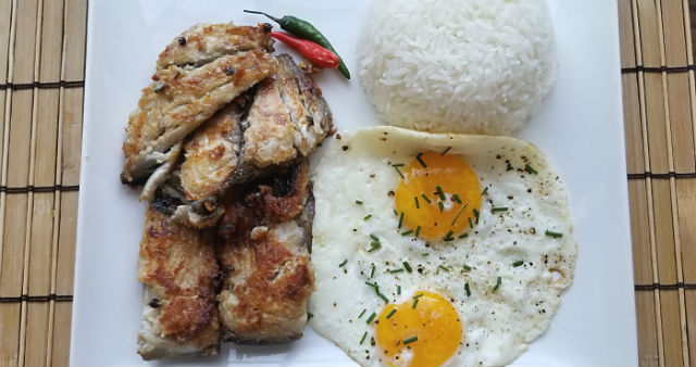 Filipino Fried Bangus Recipe