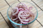 Indian Red Onions Condiment