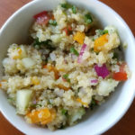 Fresh Quinoa Salad Recipe