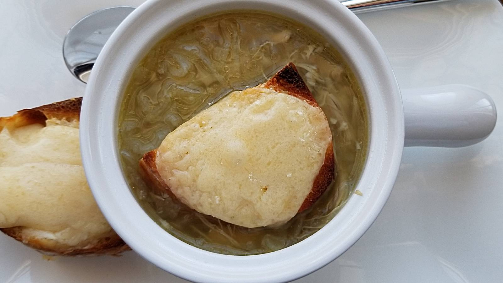 Chicken French Onion Soup Recipe