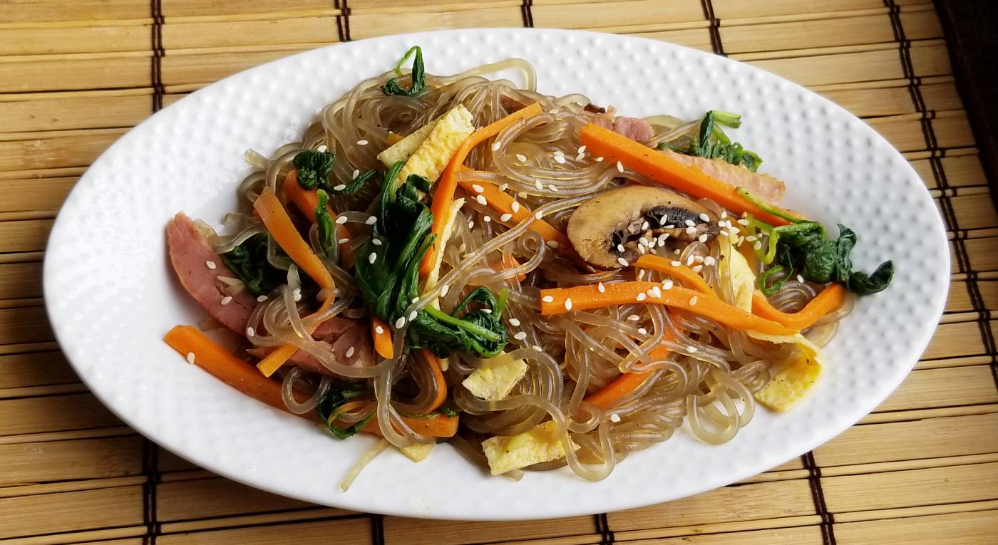 Korean Japchae Recipe