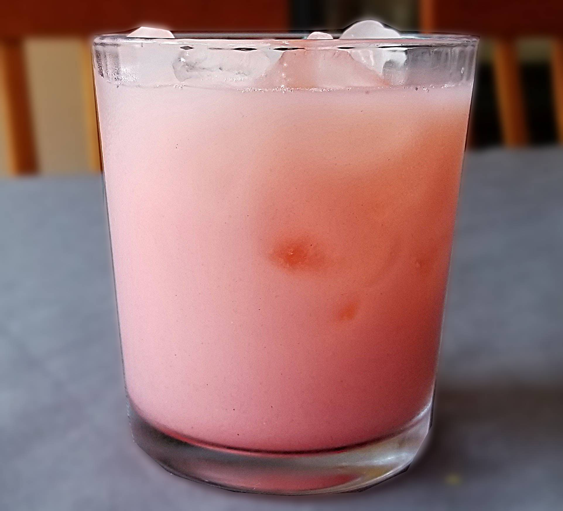 Strawberry Horchata