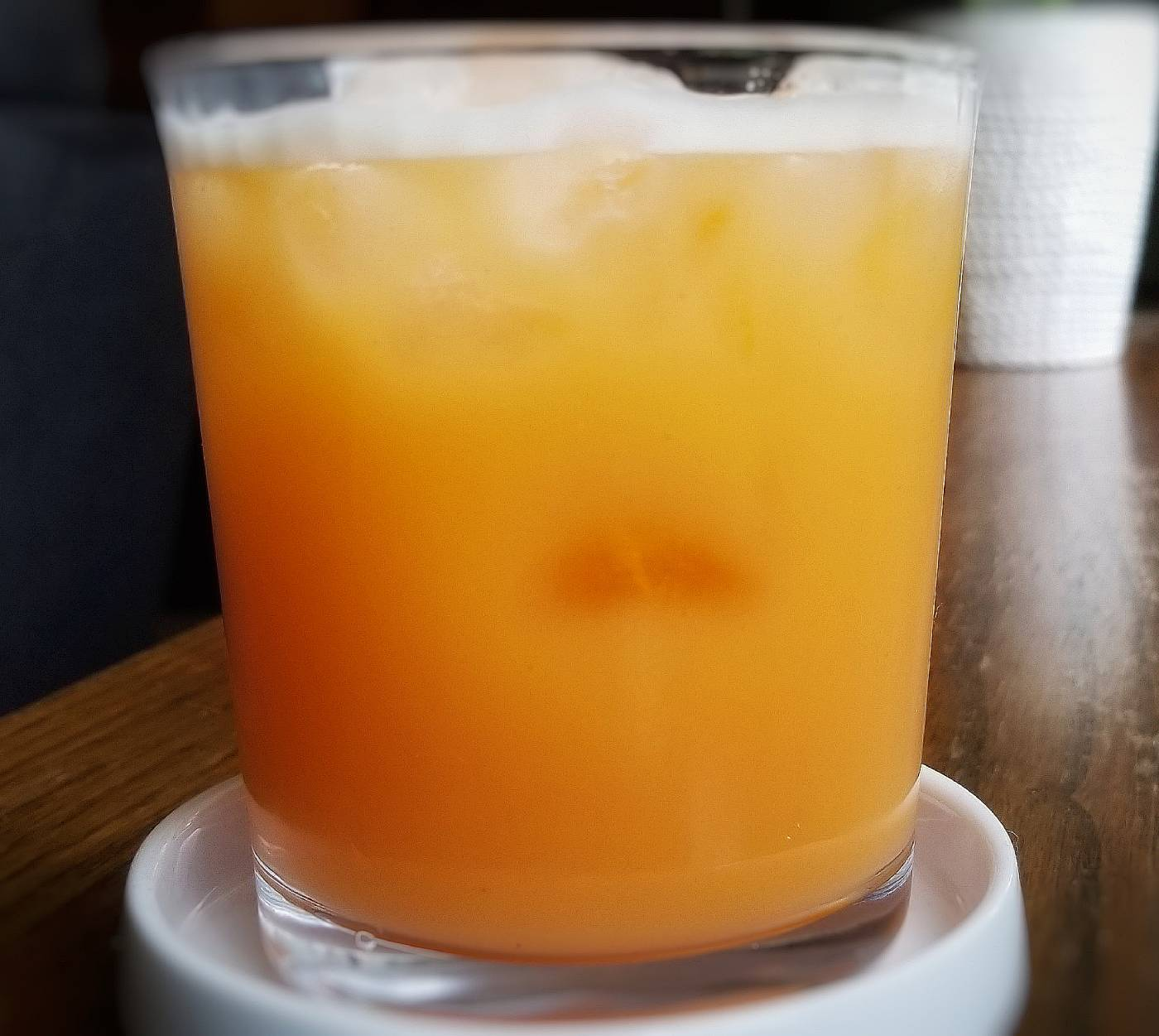Orange and Radish Juice