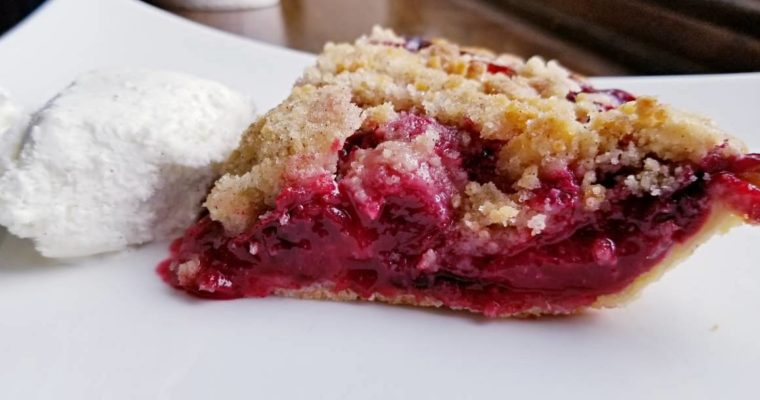 Award Winning Plum Pie Recipe