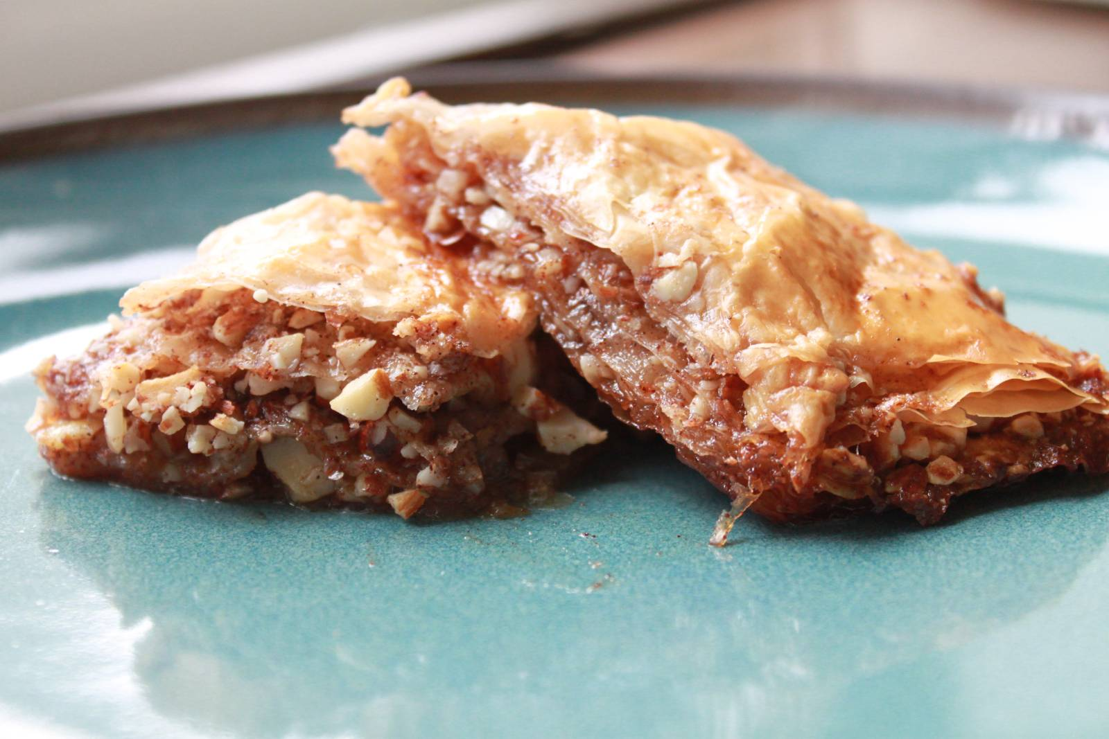 Apple Cinnamon Baklava Recipe