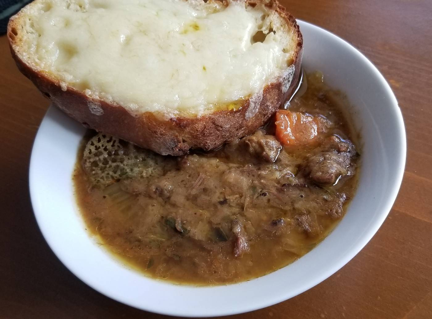 French Onion Beef Stew
