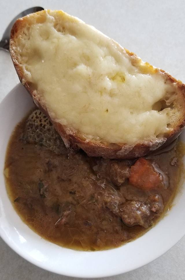 French Onion Beef Stew Recipe