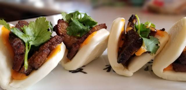 Mama Sita's Adobo Pork Belly Buns