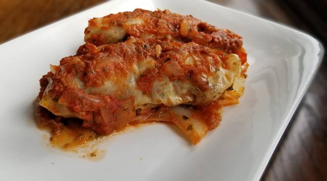 Mexican Style Cabbage Rolls Recipe