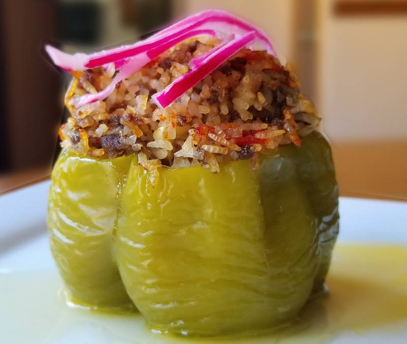 Classic Stuffed Bell Peppers Recipe